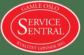 Logo gamle oslo servicesentral